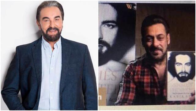 salman khan launch kabir sbedi new memoir