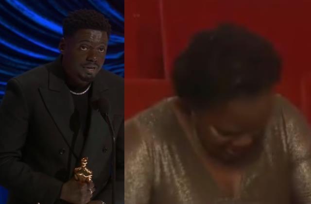 93rd academy awards 2021 actor daniel kaluuya speech embarrassed his mother