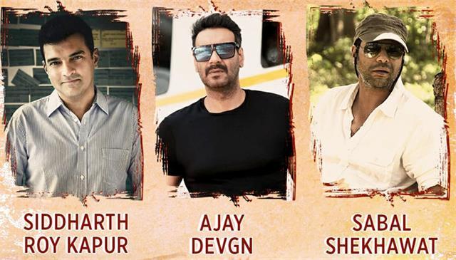 ajay devgn siddharth roy kapoor are bringing together a comedy drama film gobar