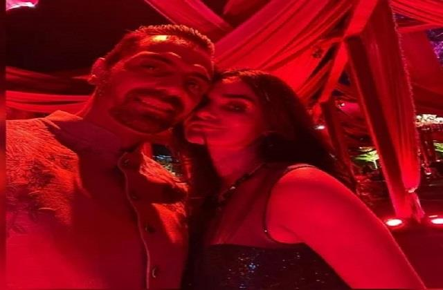 arjun rampal shares photos on girlfriend gabriella demetriades