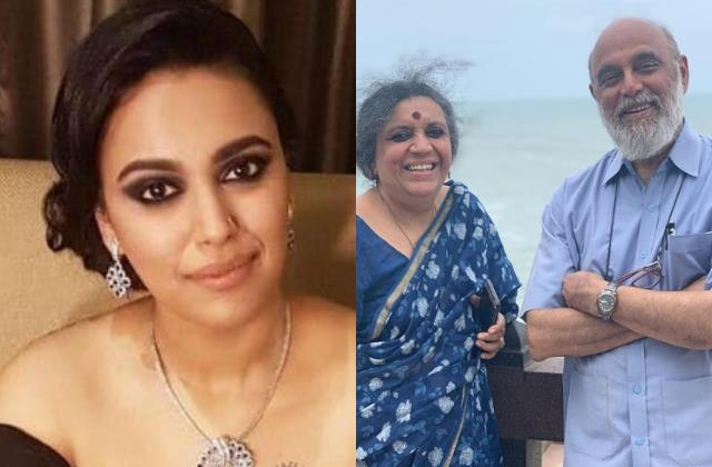 swara bhasker share her parents romantic and flirty chat
