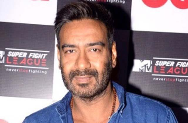 covid19 ajay devgn help bmc to set up emergency unit