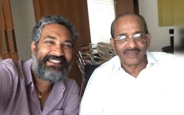 ss rajamouli father vijayendra became corona positive