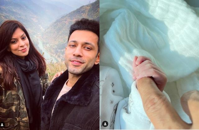 sahil anand rajneet monga blessed with baby boy