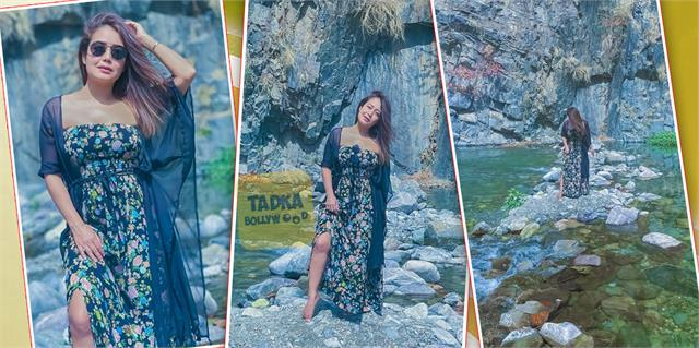 neha kakkar shares nature love photos
