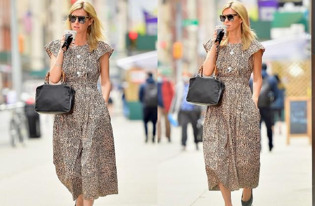 nicky hilton spotted in new york