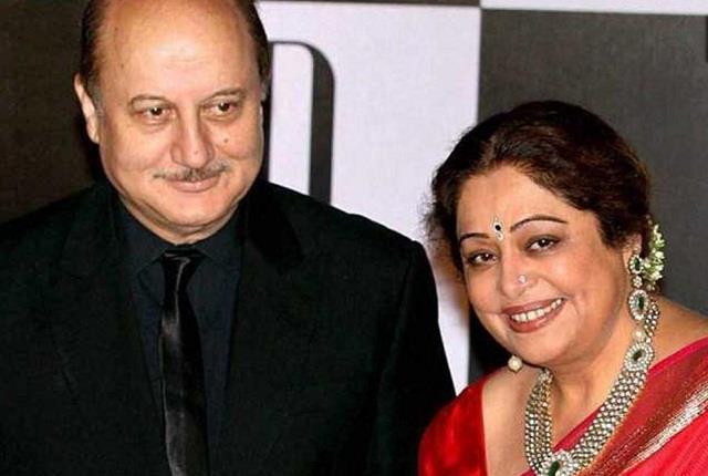 anupam kher breaks silence about kirron kher blood cancer