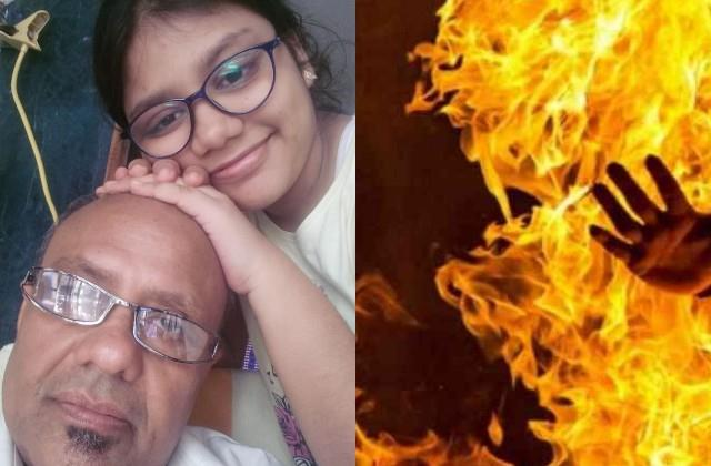 filmmaker santosh gupta wife and daughter committed suicide