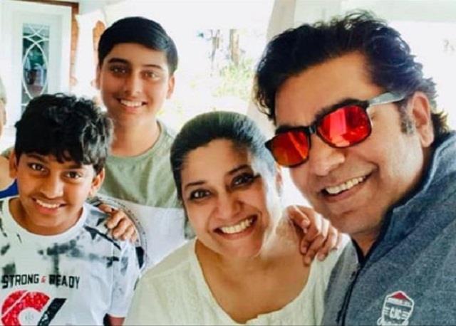 after ashutosh rana his wife renuka shahane and both sons came corona positive