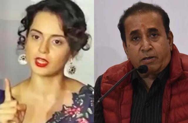 kangana ranaut take dig maharashtra home minister anil deshmukh resignation