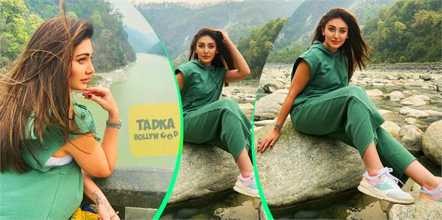 shefali jariwala reached shares gorgeous photos from sikkim