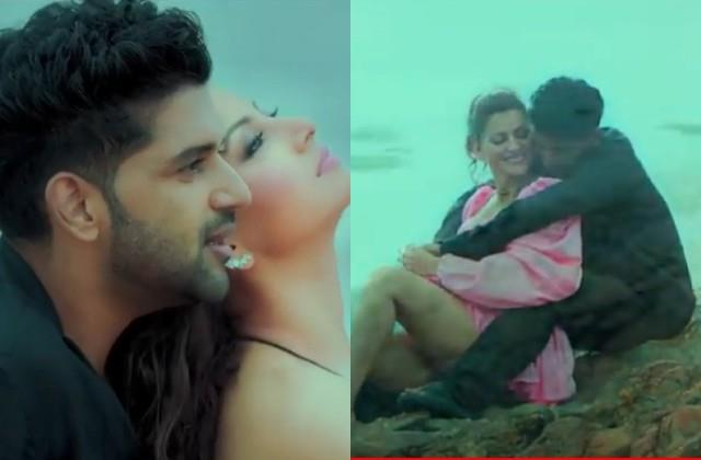 urvashi rautela and guru randhawa song doob gaye released
