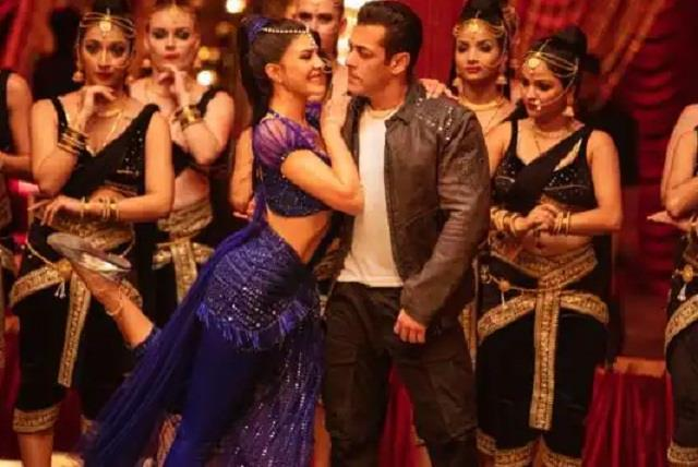salman khan film  radhe  second song  dil de diya  released