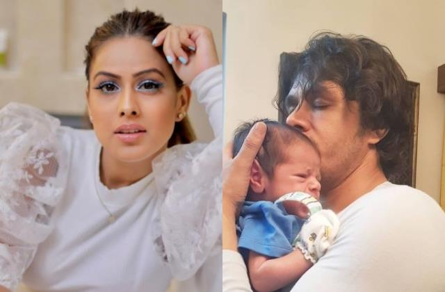 nia sharma pray for actor aniruddh dave who fight with covid 19