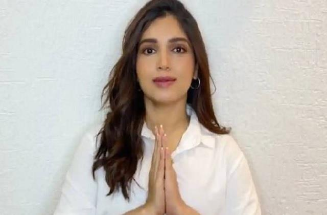 bhumi pednekar asking help to get ventilator for her covid 19 positive massi