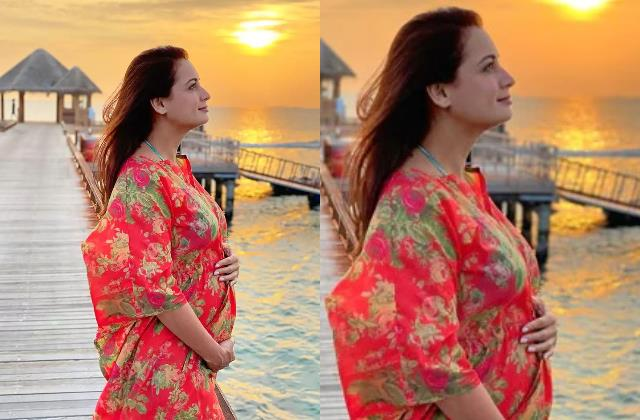 dia mirza said covid vaccines available in india haven t test on pregnant women