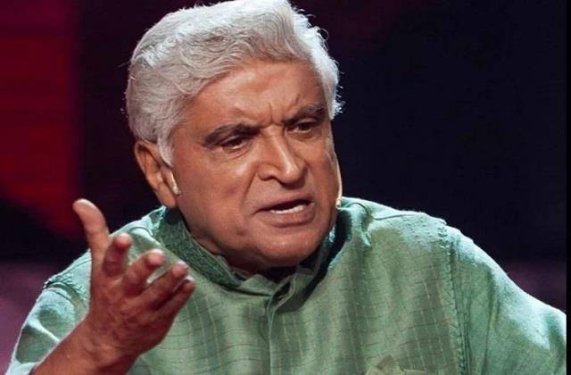 javed akhtar praises maharashtra government and bmc for covid 19