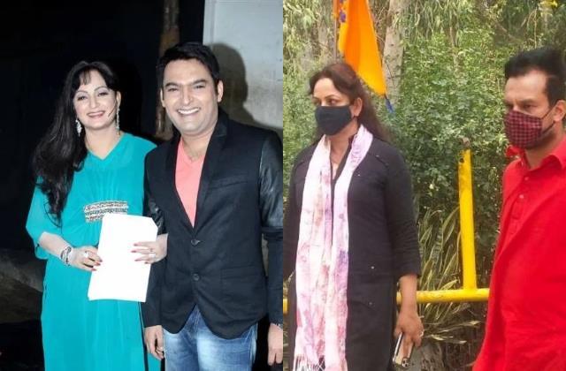 कपिल शर्मा की 'बुआ' के खिलाफ पंजाब में केस दर्ज, उपासना सिंह पर लगा कोरोना कर्फ्यू तोड़ने का आरोप