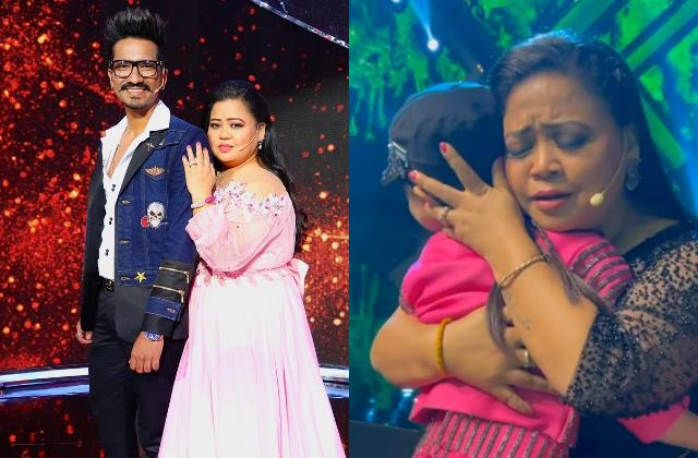 bharti singh reveal about her daughter in dance deewane set