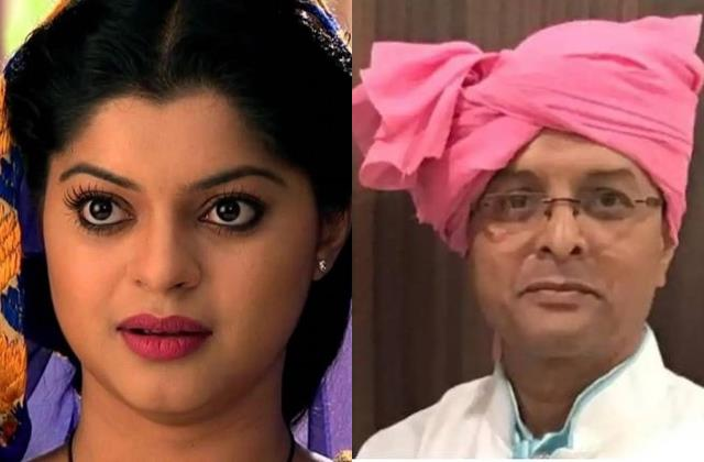 sneha wagh father ganesh wagh passes away due to covid19