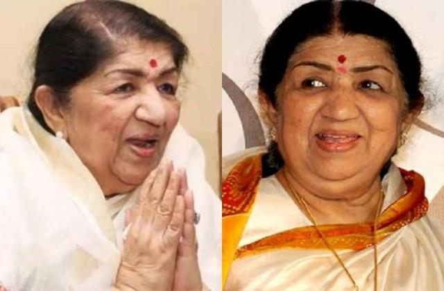 lata mangeshkar gave 7 lakh rupees in cm relief fund for corona patients