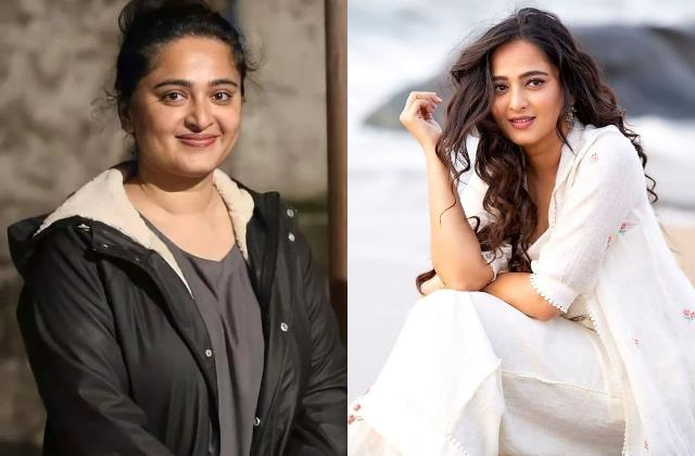 unseen picture of baahubali star anushka shetty with chubby cheeks goes viral