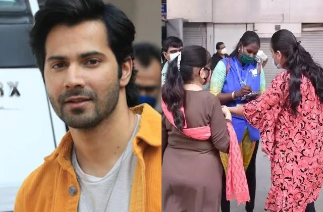 varun dhawan react on number of covid 19 cases in mumbai go down
