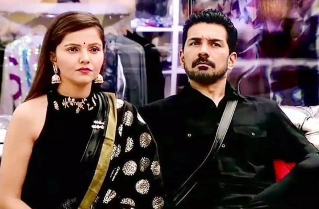 abhinav shukla is not know his wife rubina dilaik is corona positive
