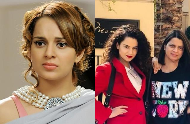 kangana sister rangoli chandel sue designer anand bhushan says he using her name