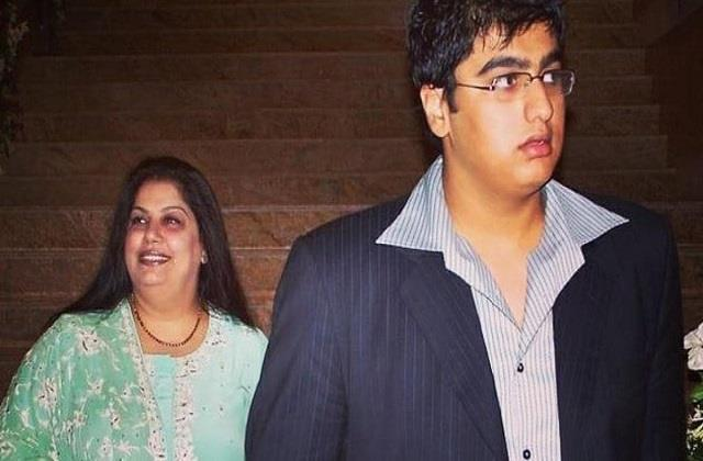 arjun got emotional to remembers his mother on completing 9 years in industry
