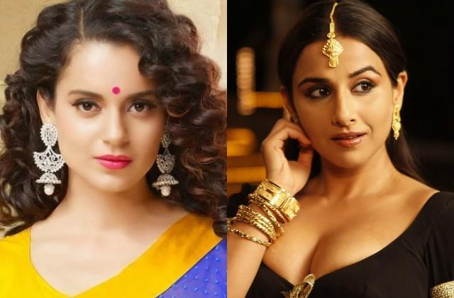 kangana rejecting dirty picture says i dont think i have done better then vidya