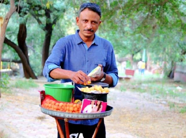 rajesh tailang lives by selling laddoos in the lockdown