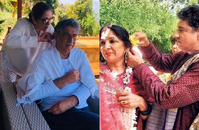 शादी के 13 साल बाद नीना गुप्ता और विवेक ने एक-साथ गुजारा वक्त, बोलीं 'पहली बार हम पति पत्नी की तरह रहे'
