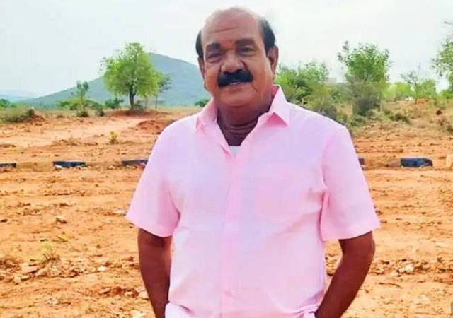 tamil actor and comedian nellai siva died due to heart attack