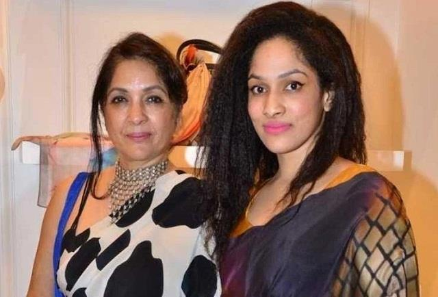 neena gupta was in trouble at the time of masaba gupta birth