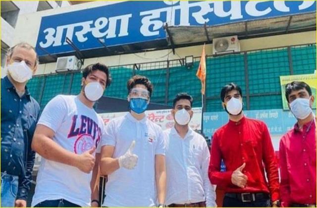 टीवी के 'राम' गुरमीत चौधरी ने नागपुर में खोला कोविड हॉस्पिटल, बोले- ईश्वर की कृपा रही तो जल्द ही दूसरे शहरों में भी खोले जाएंगे अस्पताल
