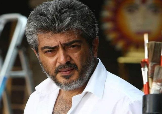 ajith kumar gave financial help of rs 10 lakhs to cinema workers