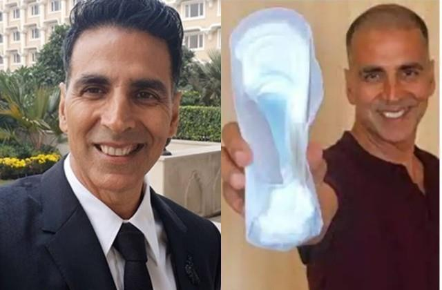 akshay kumar tweet viral about menstrual hygiene day