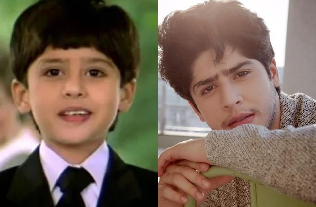 shah rukh and kajol son jibraan from kabhi khushi kabhie gham looks like now