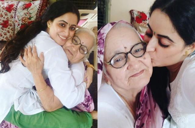 aishwarya sharma saddened by grandmother demise