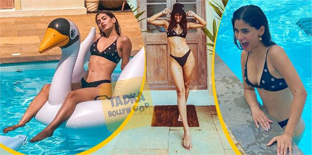 karishma sharma flaunts her toned body in latest pictures