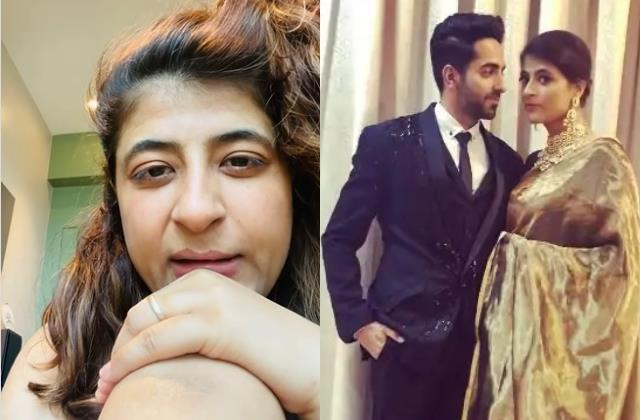 ayushmann khurrana wife tahira shares positive video on coronavirus