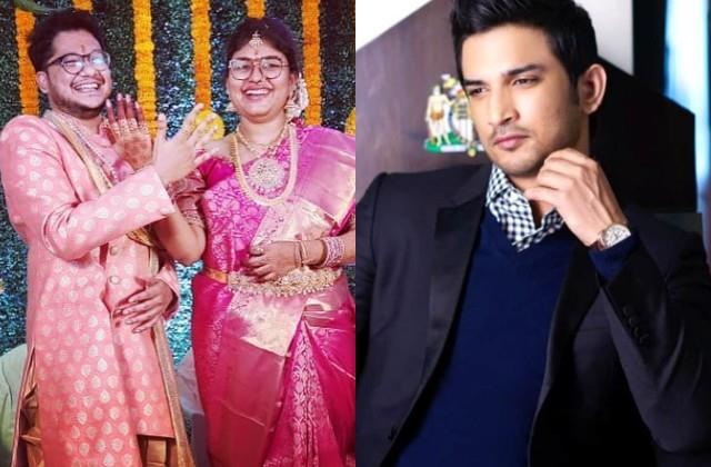 sushant singh fans furious over friend siddharth pithani engagement