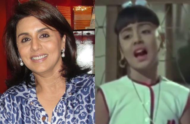 neetu kapoor shares throwback video from film do kaliyaan