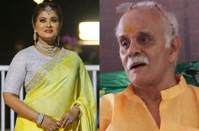 sudha chandran father actor kd chandran passes away