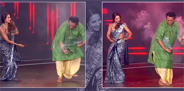super dancer chapter 4 malaika arora dhunachi dance with anurag