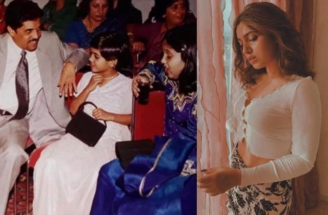 bhumi pednekar gets emotional on father birth anniversary