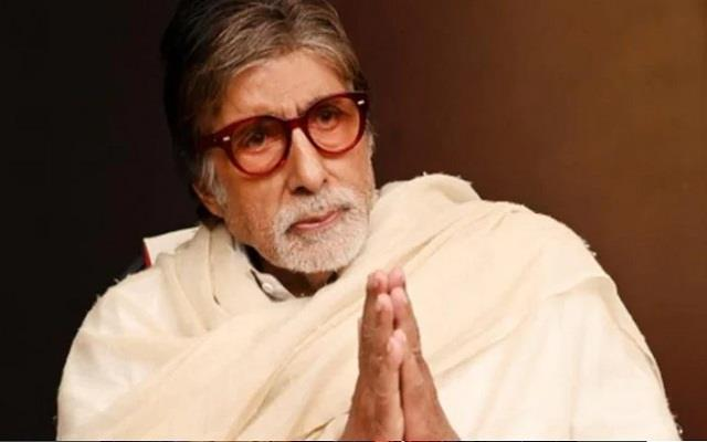 amitabh bachchan pray for people suffering from corona