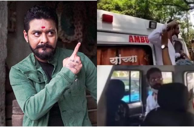 bigg boss13 fame hindustani bhau arrested