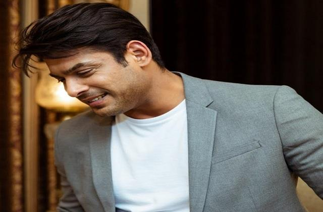 sidharth shukla reacts on playing role of meghnad in prabhas film adipurush